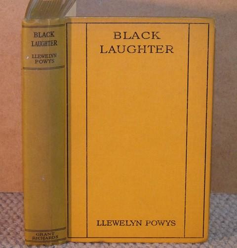 Image for Black Laughter.