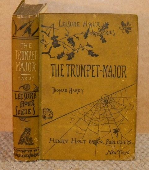Image for The Trumpet-Major A Novel. Leisure Hour Series.