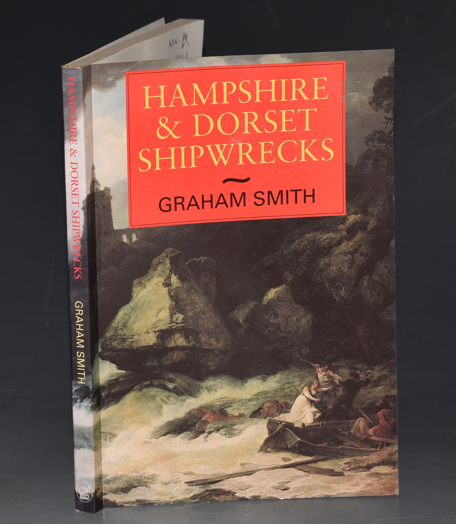 Image for Hampshire & Dorset Shipwrecks.