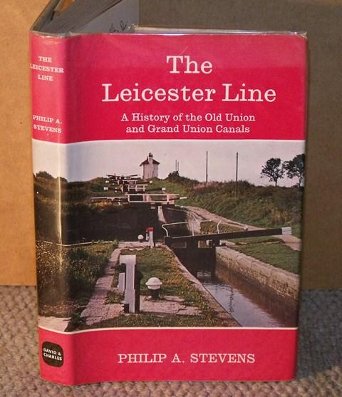 Image for The Leicester Line. A History of the Old Union and Grand Union Canals. With 17 plates and 6 text illustrations including maps.