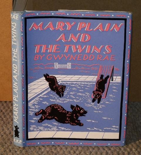 Image for Mary Plain and the Twins. With illustrations by Irene Williamson.
