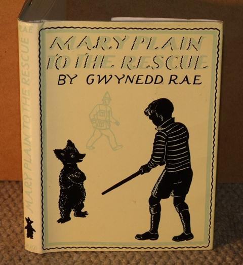 Image for Mary Plain to the Rescue. With illustrations by Irene Williamson.