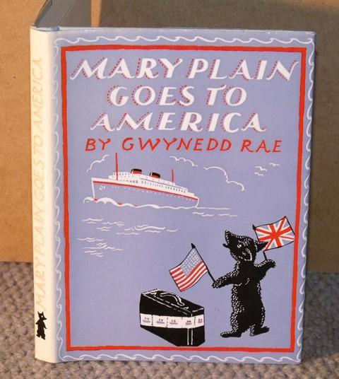 Image for Mary Plain Goes to America. With illustrations by Irene Williamson.