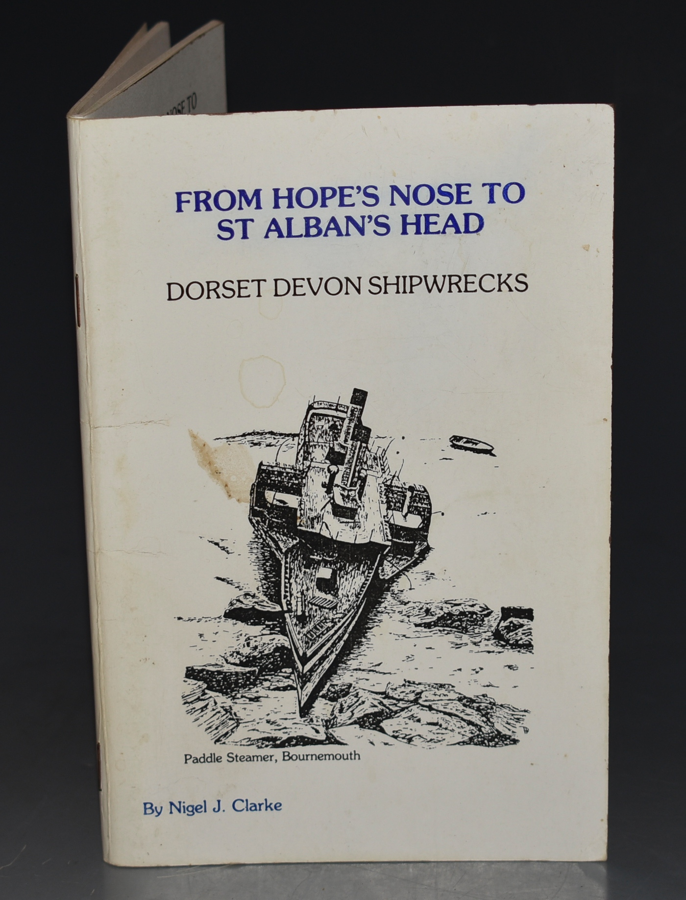 Image for From Hope's Nose to St.Alban's Head Dorset, Devon Shipwrecks.
