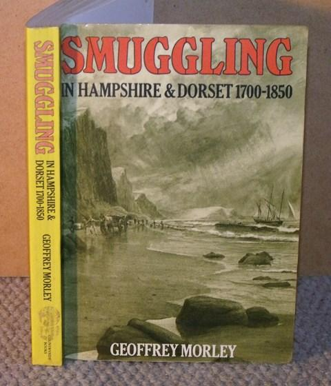 Image for Smuggling in Hampshire and Dorset 1700-1850