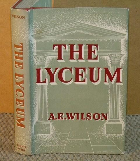 Image for The Lyceum. Illustrated from the Raymond Mander and Joe Mitcheson Theatre Collection.