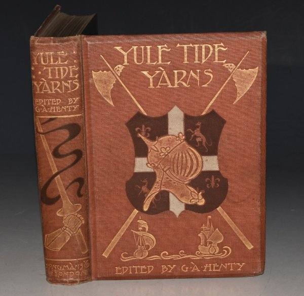Image for Yule-tide Yarns. With Fotry-five Illustrations.