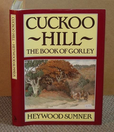 Image for Cuckoo Hill. The Book of Gorley.