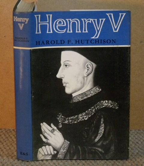 Image for Henry V. A Biography.