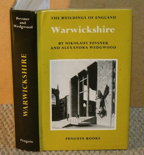 Image for Warwickshire. (The Buildings of England).