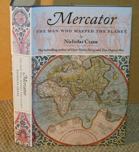 Image for Mercator. The man who mapped the planet.