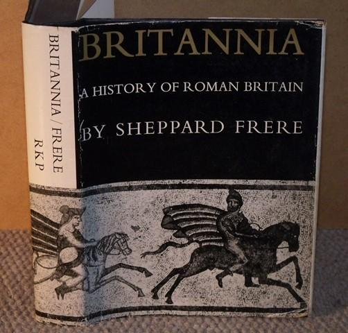 Image for Britannia. A History of Roman Britain.