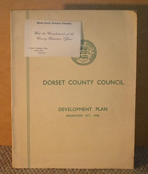 Image for Development Plan. Education Act, 1944.