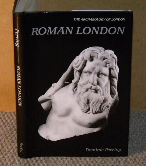 Image for Roman London. The Archaeology of London.