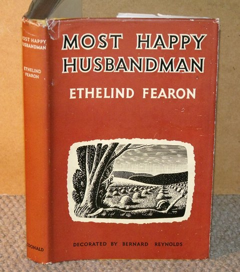 Image for Most Happy Husbandman. Decorated by Bernard Reynolds.