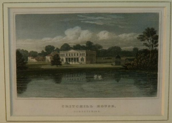 Image for Critchell House, Dorsetshire.