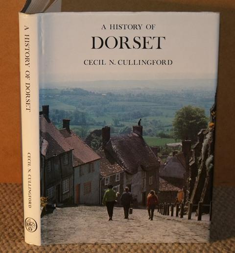 Image for A History of Dorset. Drawings by Ralph Sharpe. Cartography by John Britton.