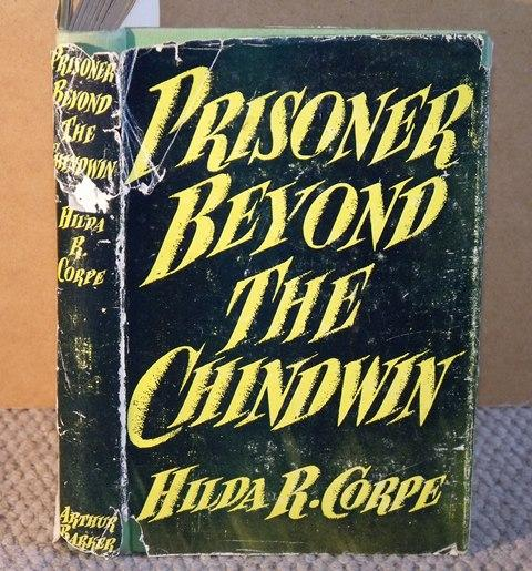 Image for Prisoner Beyond the Chindwin. With a foreword by Frank Owen.