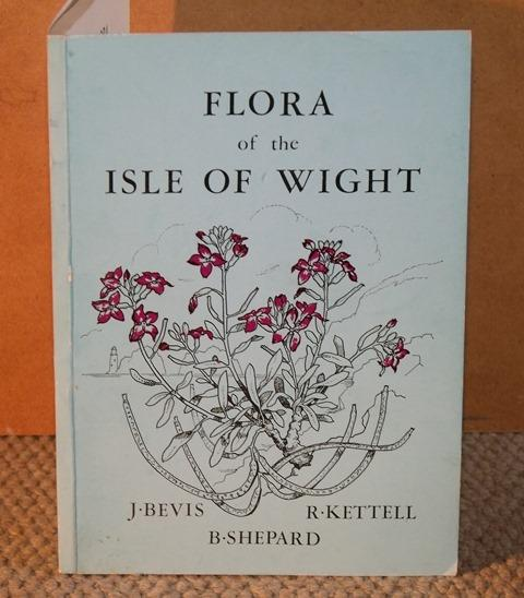 Image for Flora of the Isle of Wight. With geological chapter by Dr A. Insole. Edited by O.H.Frazer.