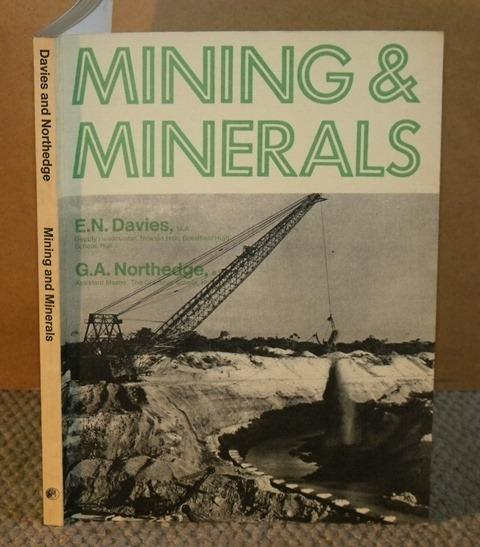 Image for Mining and Minerals.