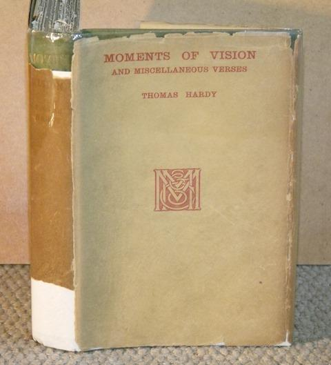 Image for Moments of Vision and Miscellaneous Verses.