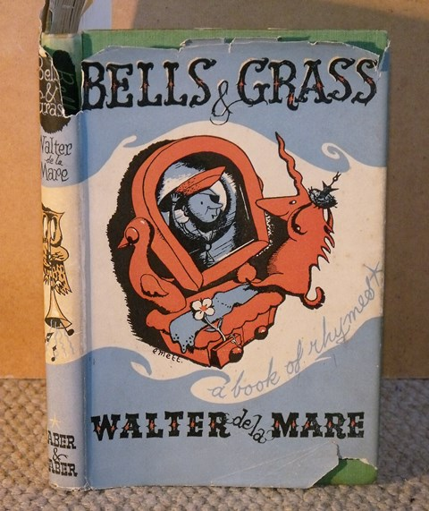Image for Bells and Grass. a book of rhymes. With illustrations by F.Rowland Emett.