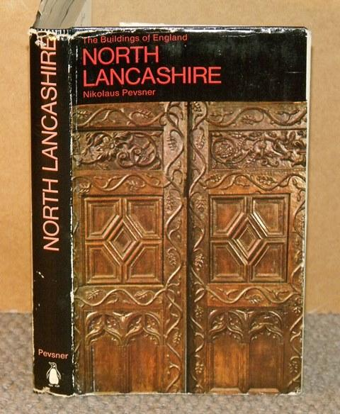 Image for North Lancashire. The Buildings of England. The Rural North.