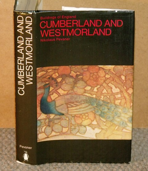Image for Cumberland and Westmorland. The Buildings of England.
