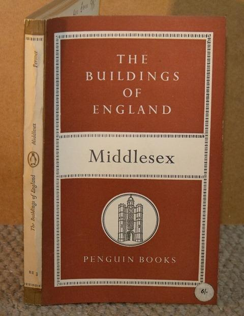 Image for Middlesex. (The Buildings of England).