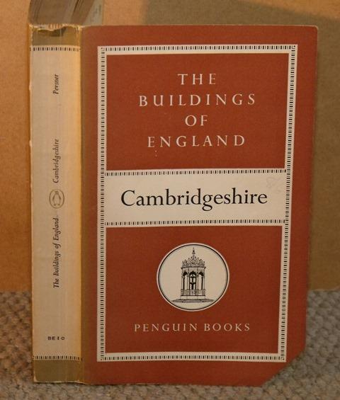 Image for Cambridgeshire. (The Buildings of England).