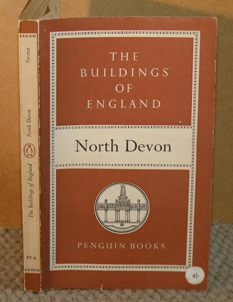 Image for North Devon. (The Buildings of England).