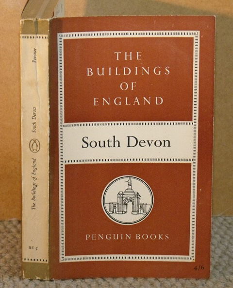 Image for South Devon. (The Buildings of England).