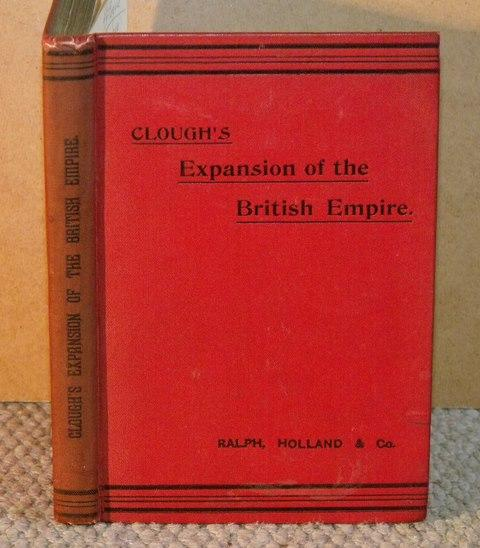 Image for Expansion of the British Empire.