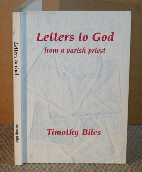 Image for Letters to God from a Parish Priest. Signed copy.