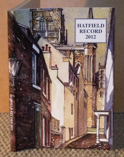 Image for Hatfield Record 2012.