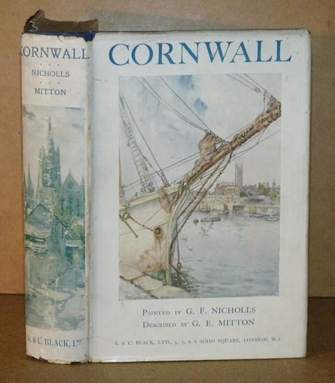 Image for Cornwall. Painted by G.F.Nicholls. Described by G.E.Mitton.