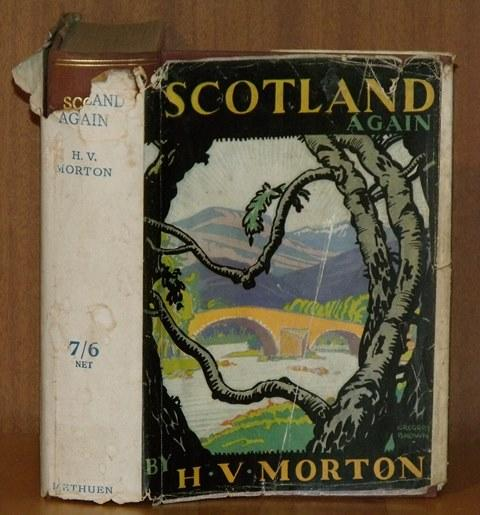 Image for Scotland Again. With twenty two illustrations and a map. Fourth edition.