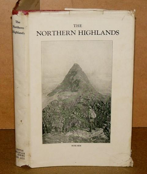 Image for The Northern Highlands. The Scottish Mountaineering Club Guide. With 34 illustrations, 12 line diagrams and a map.