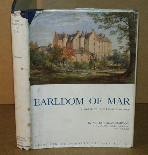 Image for Earldom of Mar. A sequel to 'The Province of Mar'. Aberdeen University Studies No.124.