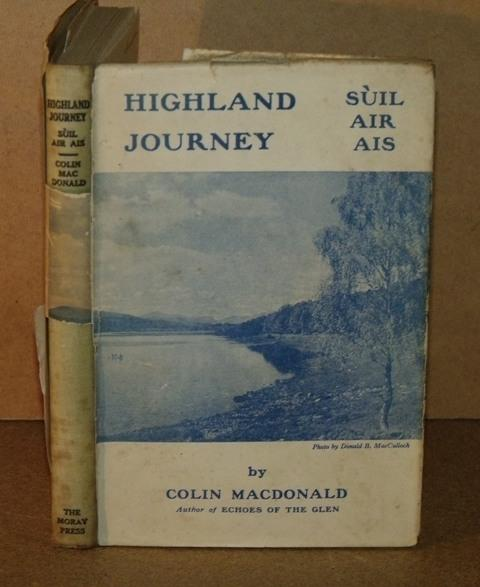 Image for Highland Journey. Suil Air Ais.