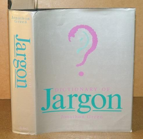 Image for Dictionary of Jargon.