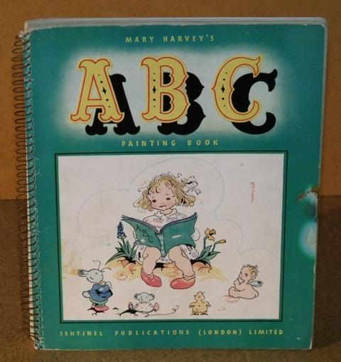 Image for ABC Painting book.