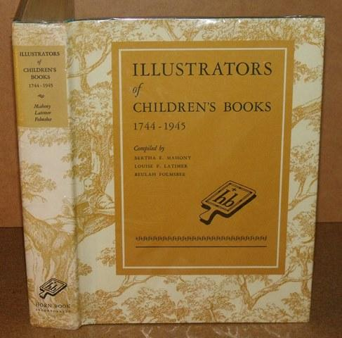 Image for Illustrators of Children's Books. 1744-1945.