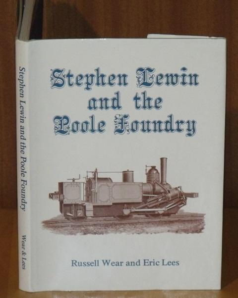 Image for Stephen Lewin and the Poole Foundry.