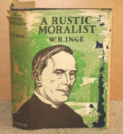 Image for A Rustic Moralist.
