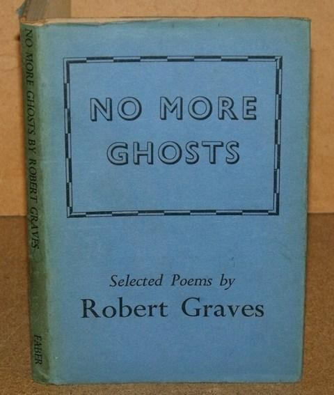 Image for No More Ghosts. Selected Poems.