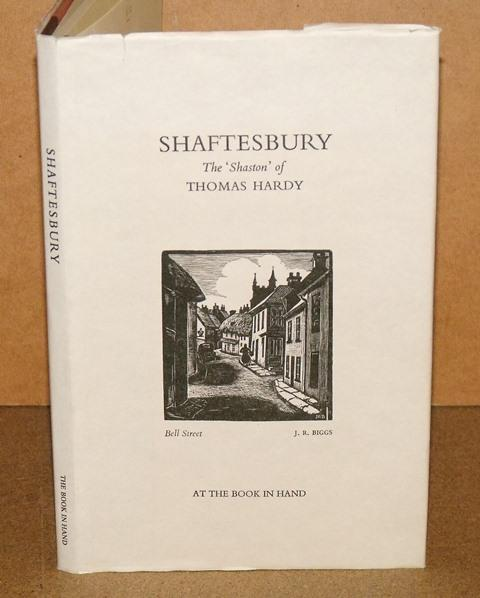 Image for Shaftesbury: the Shaston of Thomas Hardy. Twelve wood engravings. At the High House Press. 1932.