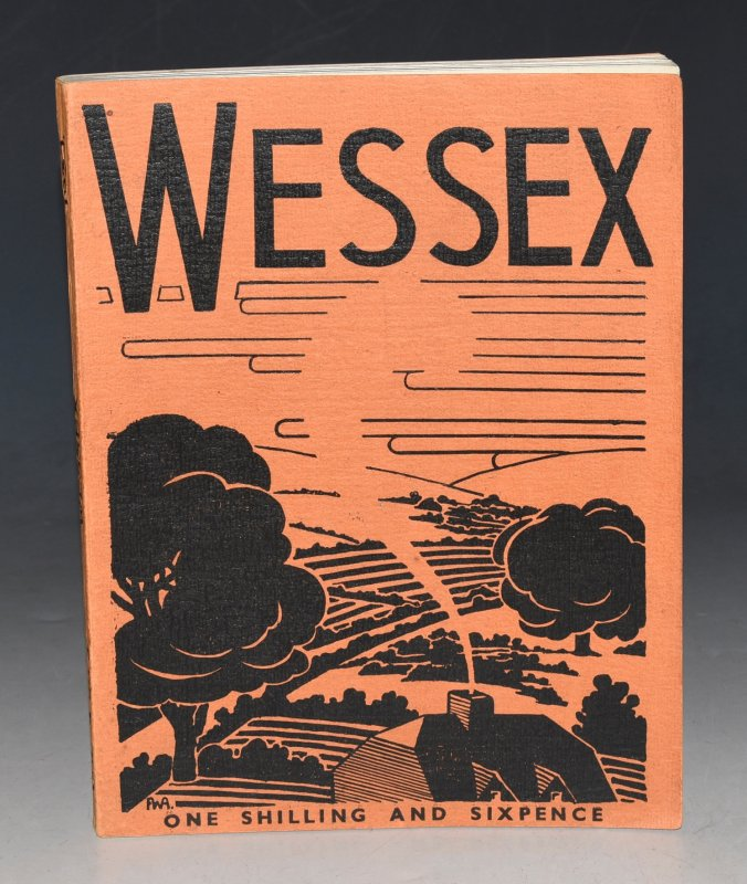 Image for Wessex. An Annual Record of the Movement for a University of Wessex. Vol III No 2.