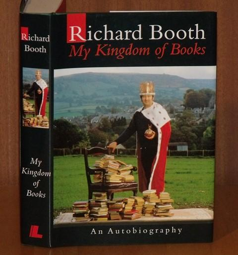 Image for My Kingdom of Books. An Autobiography. With Lucia Stuart. Signed copy.