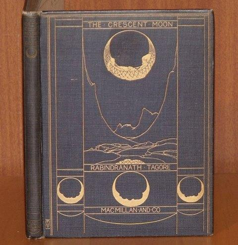 Image for The Crescent Moon. Translated from the original Bengali by the Author. With eight illustrations in colour.